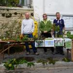 Stand sur les plantes invasives à la St Bruno 2013
